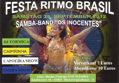 Brasilianische Party