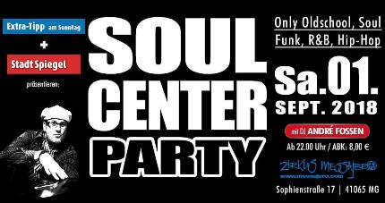 Soul Center Revival Party