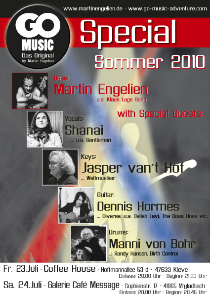 Das Sommerspecial 2010