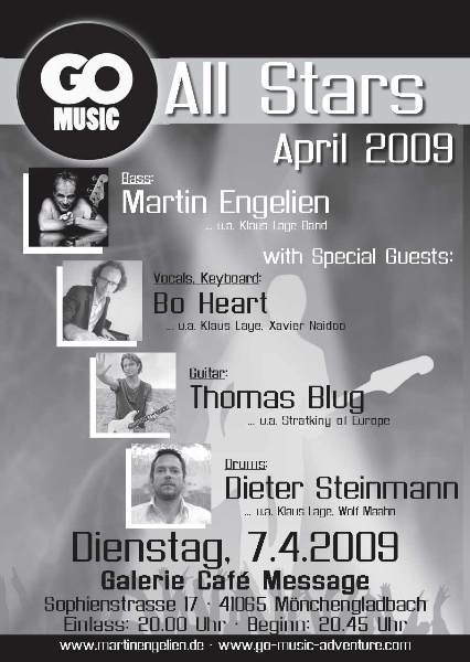 GoMusic im April